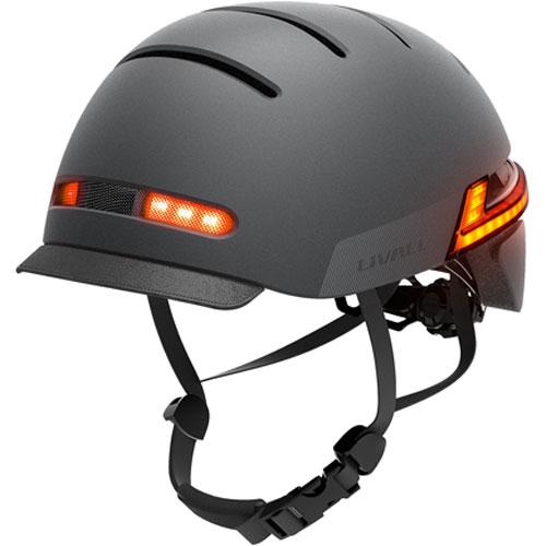 Casco-Livall-51T-Neo-con-frecce-per-Monopattino-elettrico,-Bici---My-Happy
